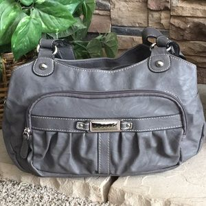 Rossetti Gray Shoulder bag